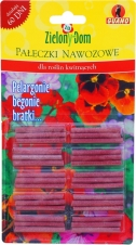 Fertilizer spikes for blooming plants (Bloom booster)