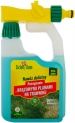 Treatment of  brown spots on lawn
